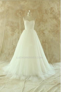 Ball Gown Sweetheart Bridal Wedding Dresses WD010532
