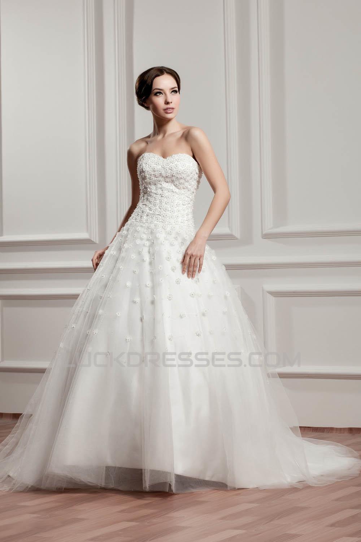 Most Beautiful Wedding Dresses.Sleeveless Satin A Line Sweetheart Most Beautiful Wedding Dresses